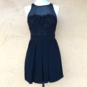 BCBGeneration Black Dress 2 Lace